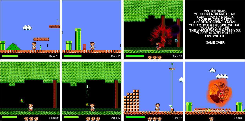 AVGN Game Over 1 Y 2 AVGN-GameOver-ScreenShots1