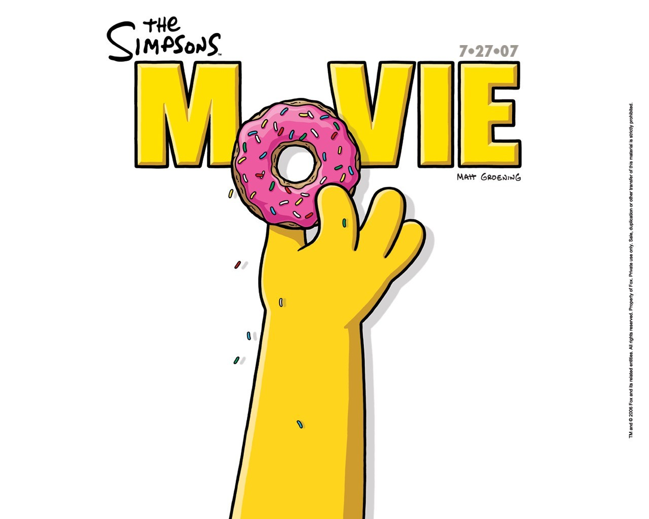simpsons movie 2007 cinemassacre productions