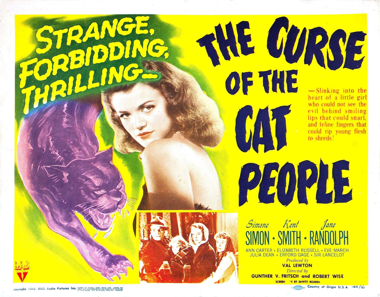 cat people 1942 history of horror cinemassacre productions