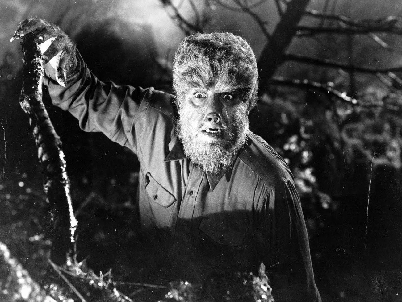 Wolf Man, The (1941) History of Horror | Cinemassacre Productions
