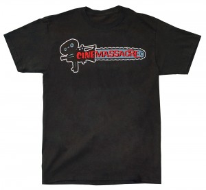 Vintage Chainsaw Tee