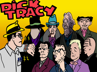 Angry Video Game Nerd: Dick Tracy (censored) - YouTube
