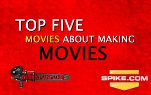 Top5MoviesAboutMakingMovies