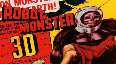 003 Robot Monster