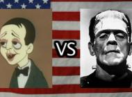Lorre vs Karloff