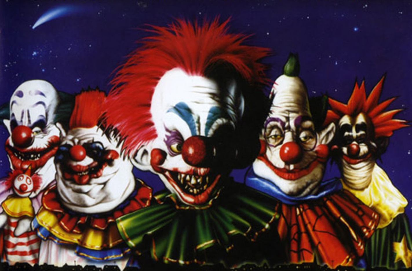 killer klowns from outer space 1988 cinemassacre