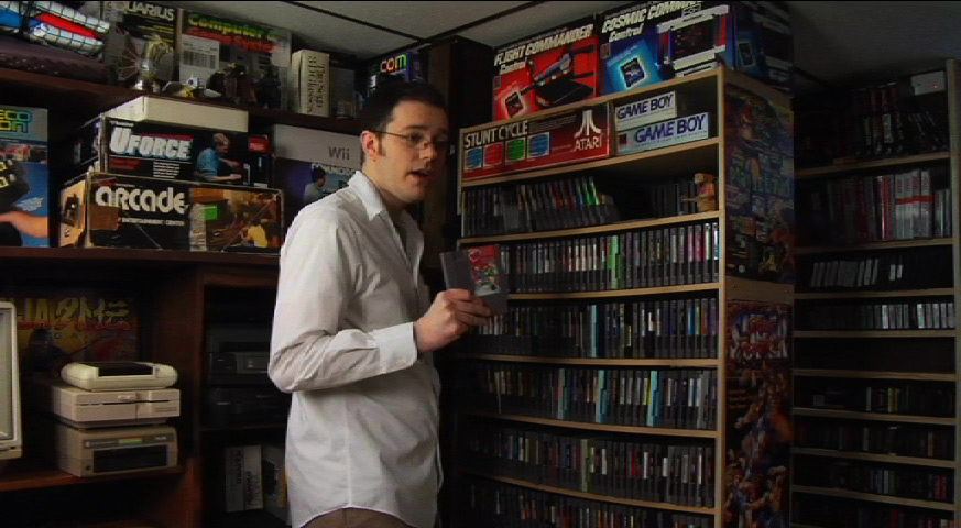 AVGN series – Accurate season list | Cinemassacre Productions