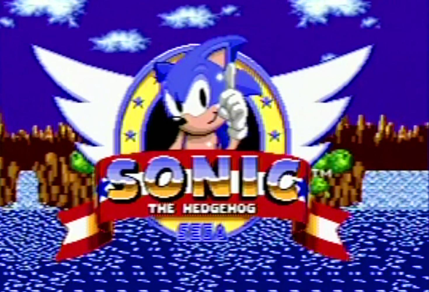 Sonic the Hedgehog Games (Sega Genesis) James & Mike ...