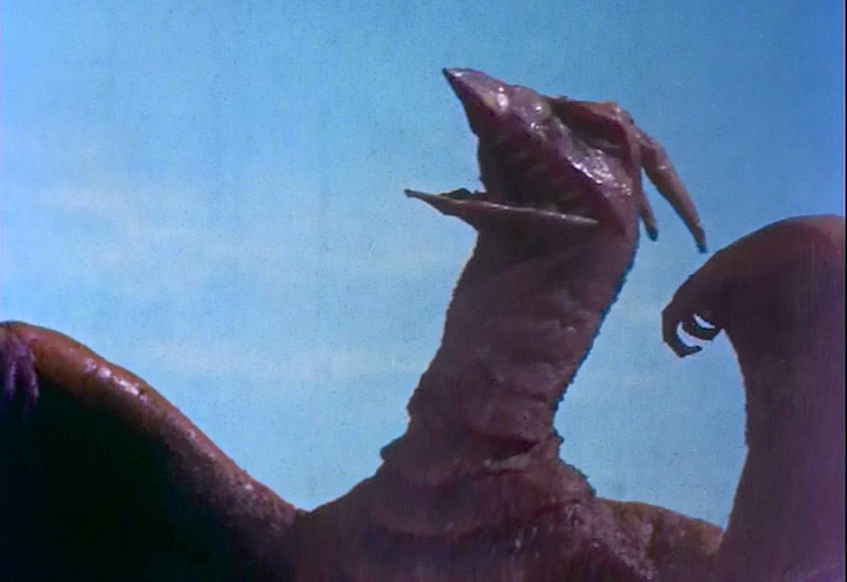 Rodan (1956) | Cinemassacre Productions