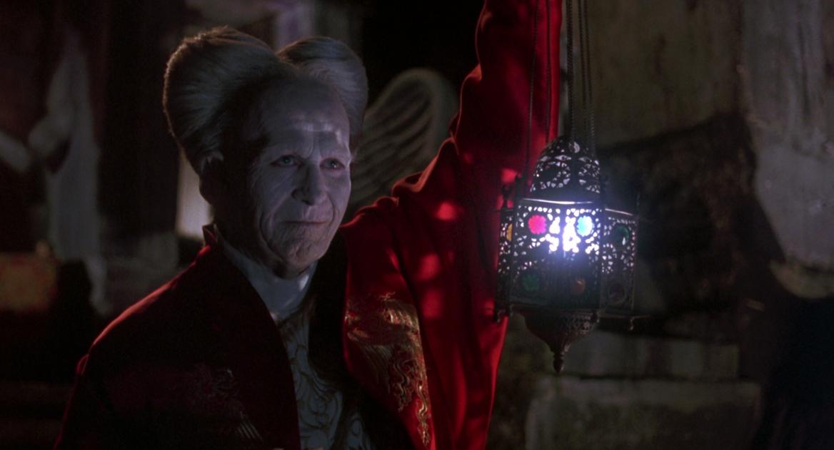 the theme of evil in bram stokers dracula