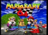 MarioKart64title