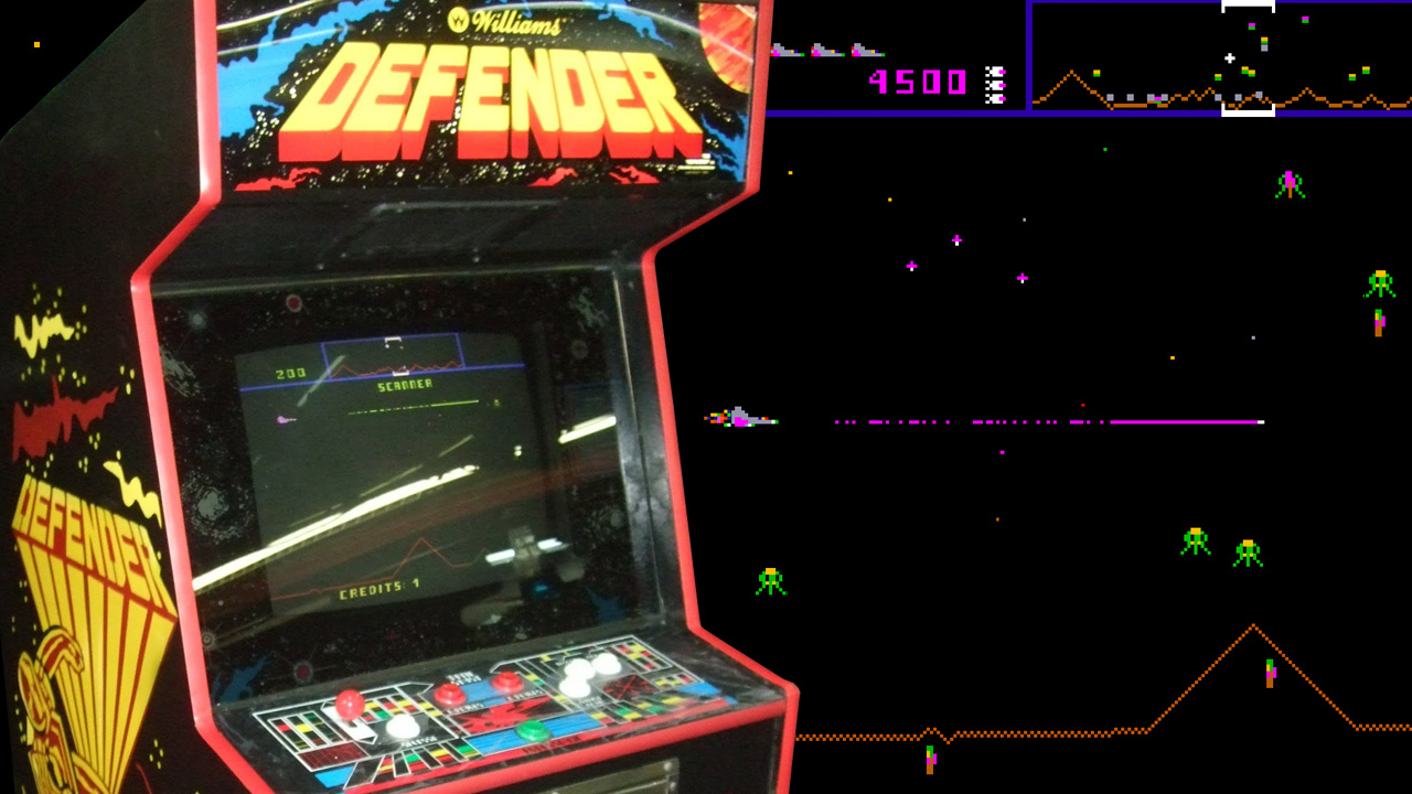 defender game android