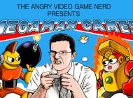 Mega Man title card