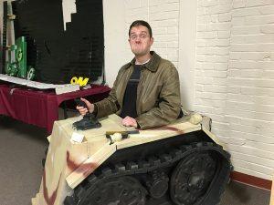 Tankchair
