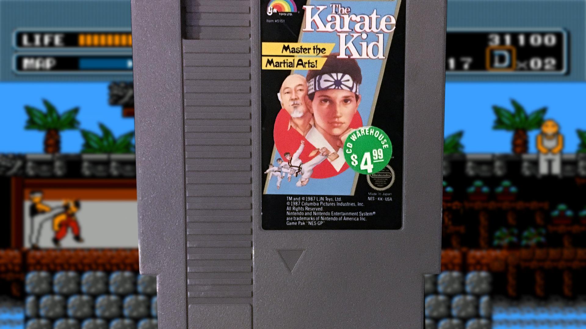 Karate Kid Nes Online