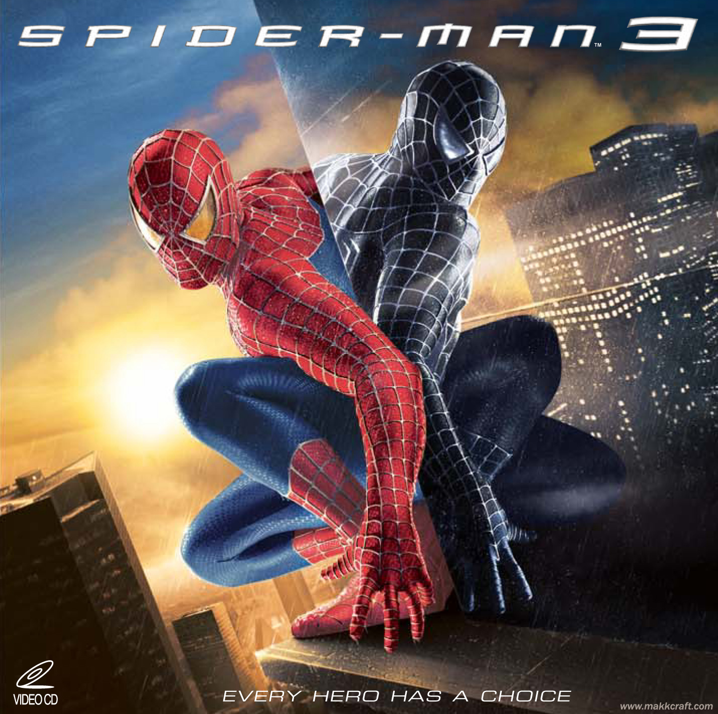 spider-man 3 (2007) | cinemassacre productions
