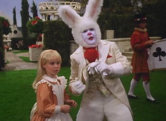 Image result for Alice in Wonderland 1985