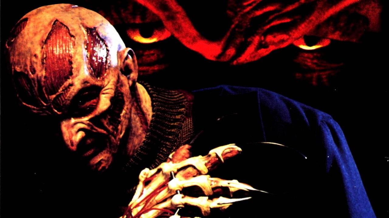 New Nightmare (1994)   Cinemassacre Productions