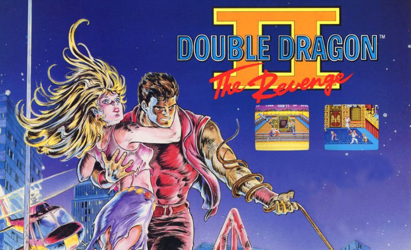 Double Dragon Ii The Revenge Nes Part 2 Cinemassacre Productions