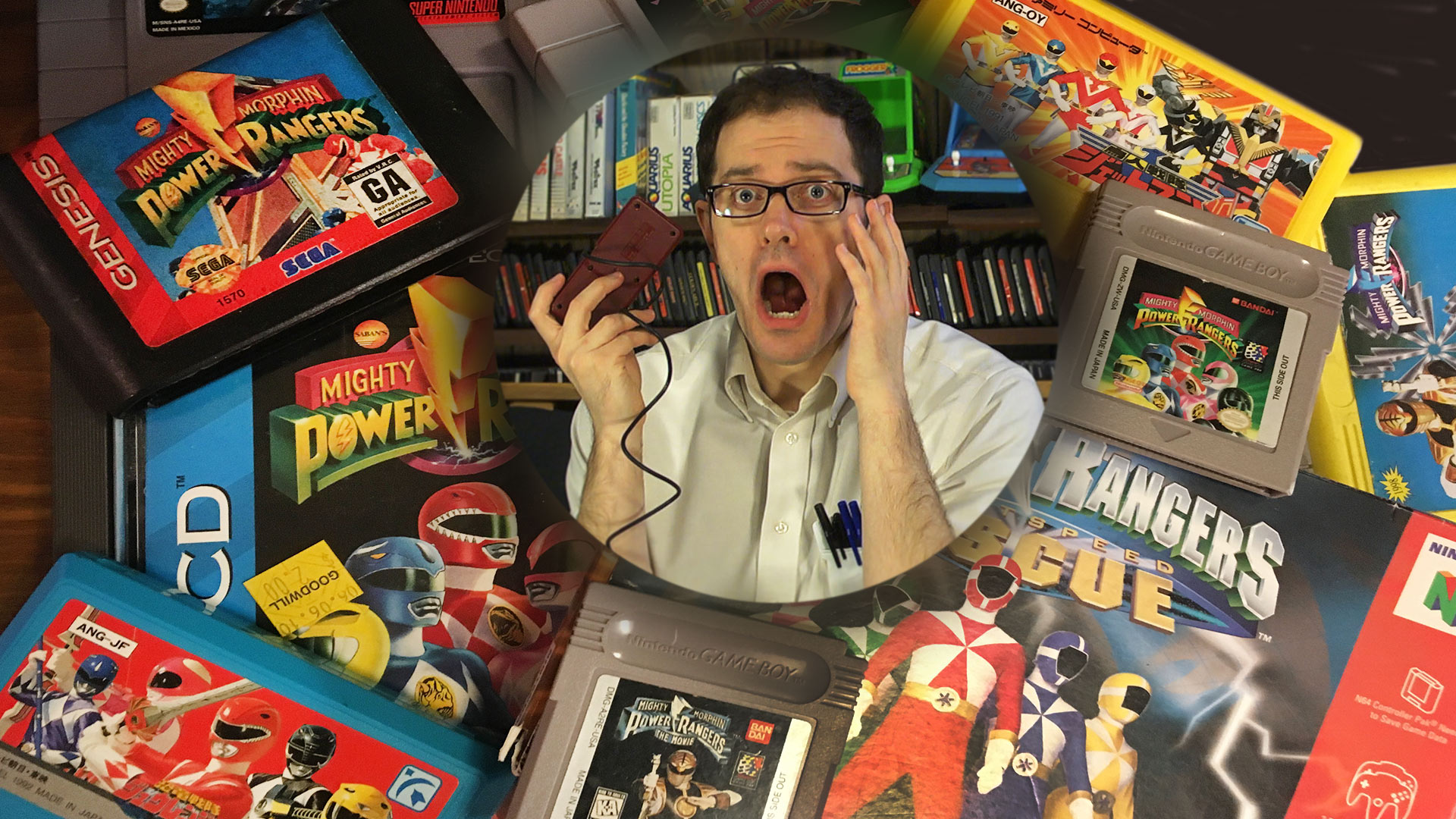 Angry Video Game Nerd Wikipedia